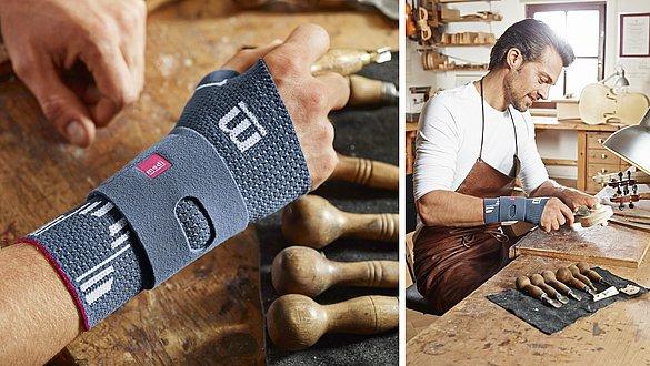 Håndledsbandager fra medi - Håndledsbandager fra medi