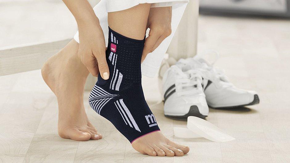 Achillessehnenbandagen Achimed medi Fuß