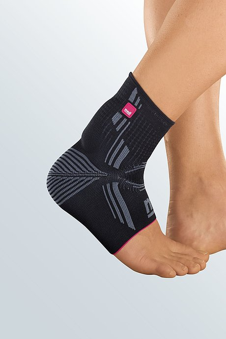 Achimed achilles tendon support black
