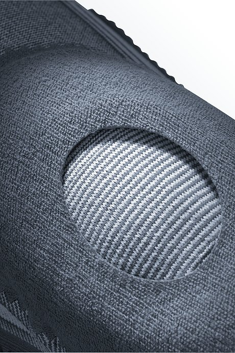 Genumedi knee support silicone ring