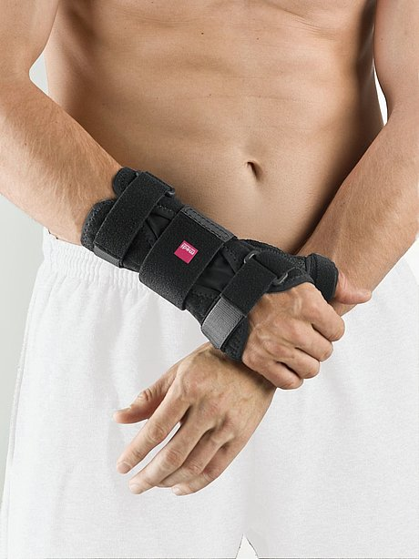 Manumed T wrist orthosis black