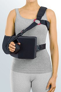 medi SLK 90 shoulder rest cushion comfortable