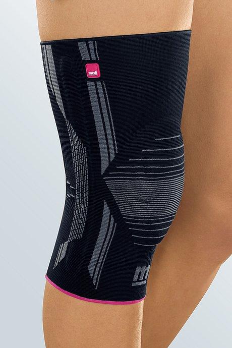 Genumedi knee support black