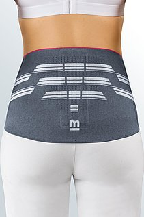 Lumbamed® plus lumbar spine orthoses for stabilisation, silver
