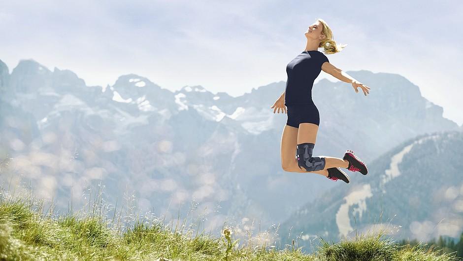 Knee braces medi jump